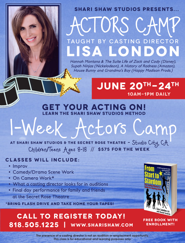 LisaLondon_Shari Shaw flyer