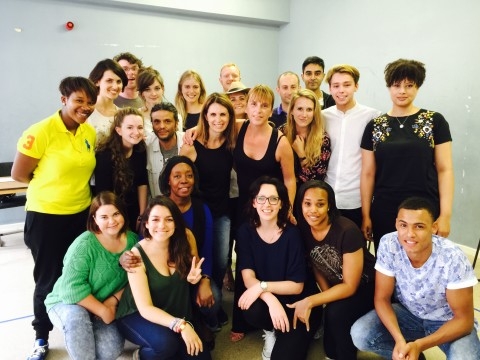 London, England Workshop with Talent Agent, Louise Gubbay